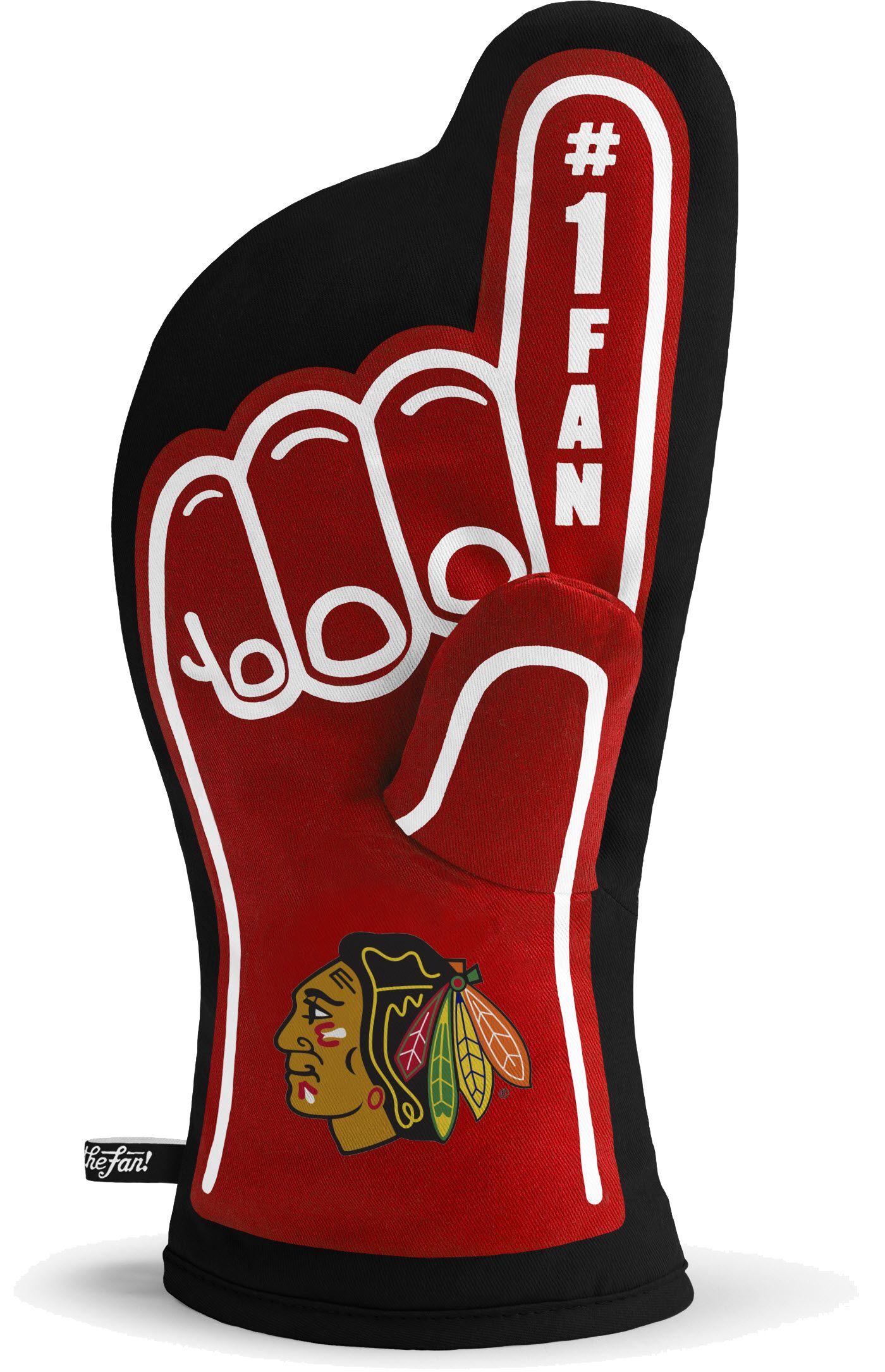 You The Fan Chicago Blackhawks #1 Oven Mitt