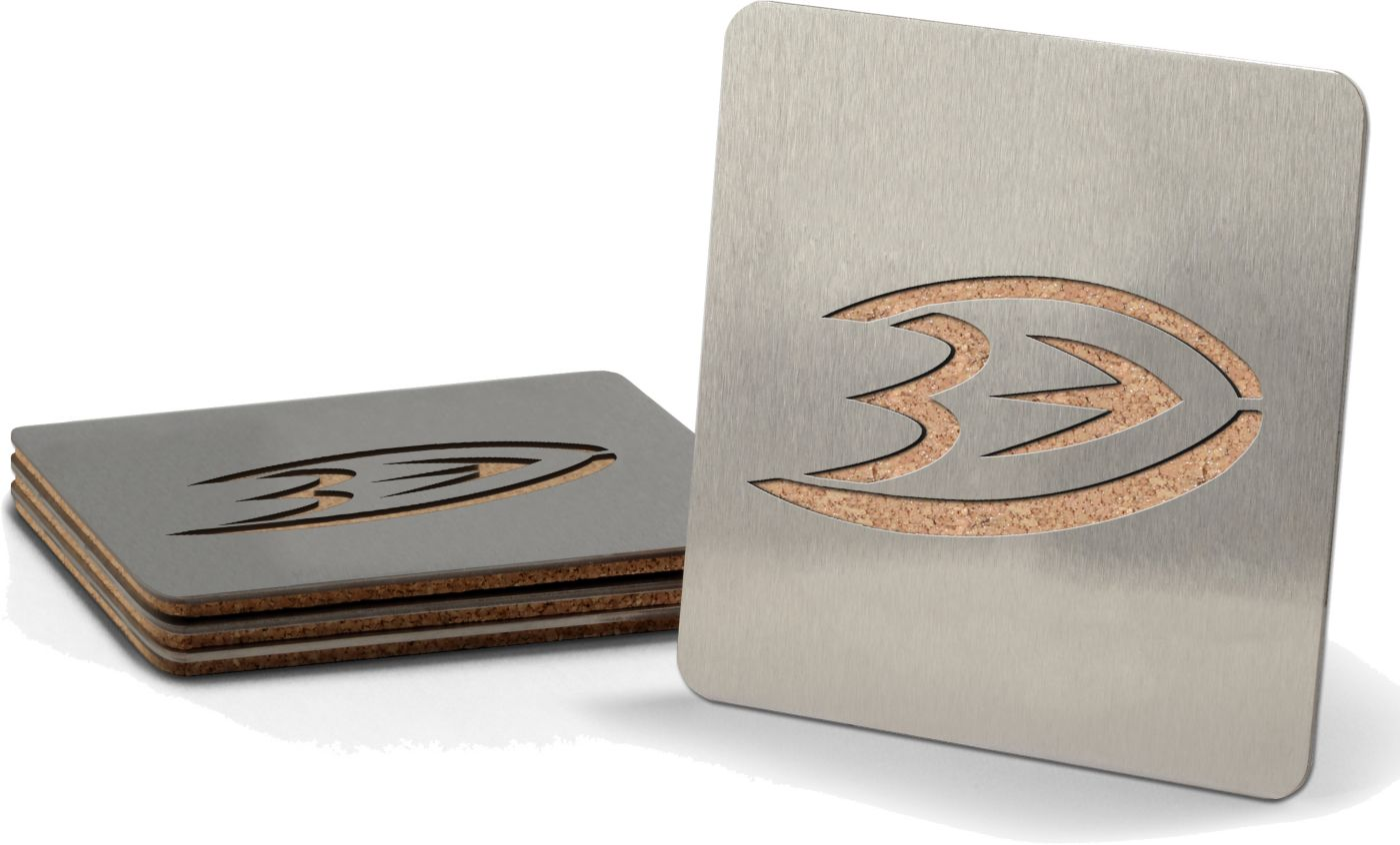 You the Fan Anaheim Ducks Coaster Set
