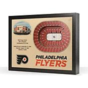 You the Fan Philadelphia Flyers 25-Layer StadiumViews 3D Wall Art