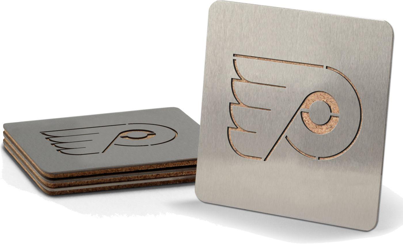 You the Fan Philadelphia Flyers Coaster Set