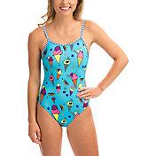 Dolfin Women's Uglies Racerback Print Swimsuit