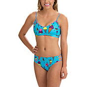 Dolfin Women's Uglies Strappy Swim Two Piece Set