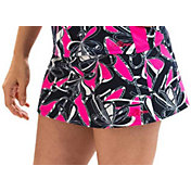 Dolfin Women's A-Line Print Swim Skirt