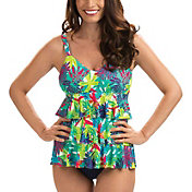 Dolfin Women's Ruffle Tier Swimsuit