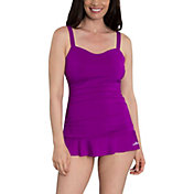 Dolfin Women's Aquashape Sweetheart Swimsuit Dress