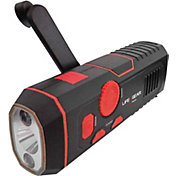 Lifegear STORM PROOF Crank Radio Light