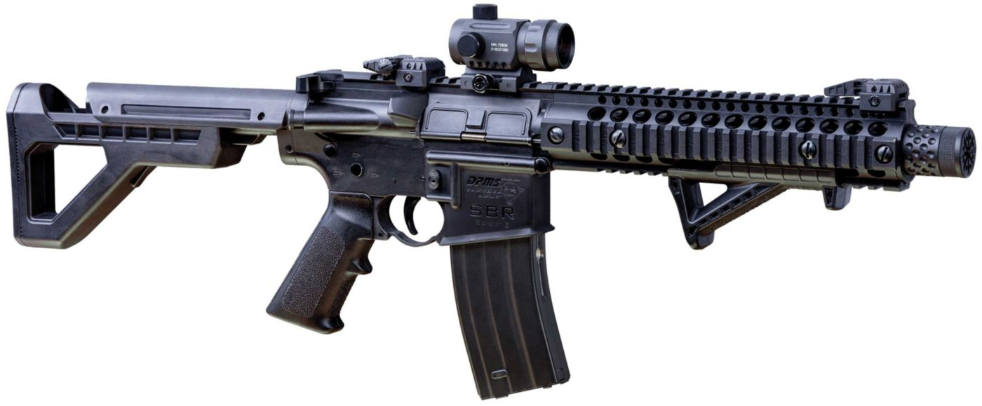 DPMS SBR Fully Automatic Airgun Package