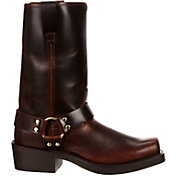 Durango Men's Brown Harness Western Boots