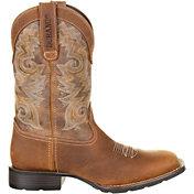 Durango Men's Mustang Waterproof Western Boots