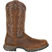 Durango Men's Rebel Waterproof Steel Toe Western Boots