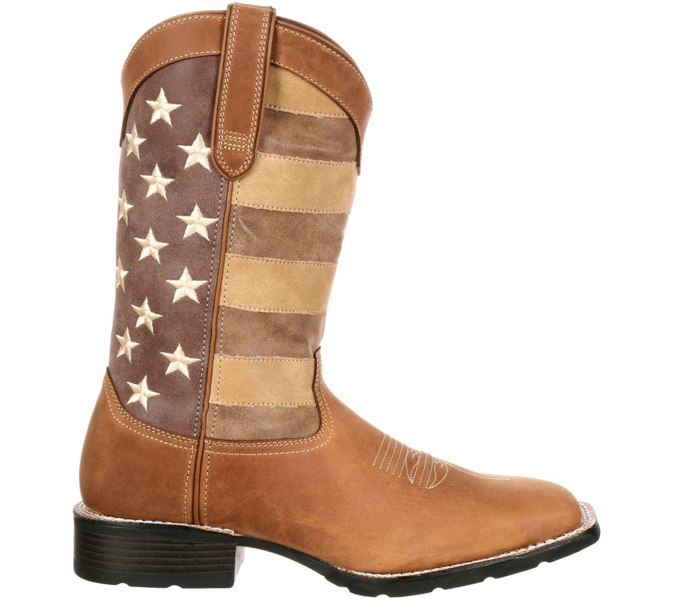 Durango Men's Mustang Faded Glory Western Boots