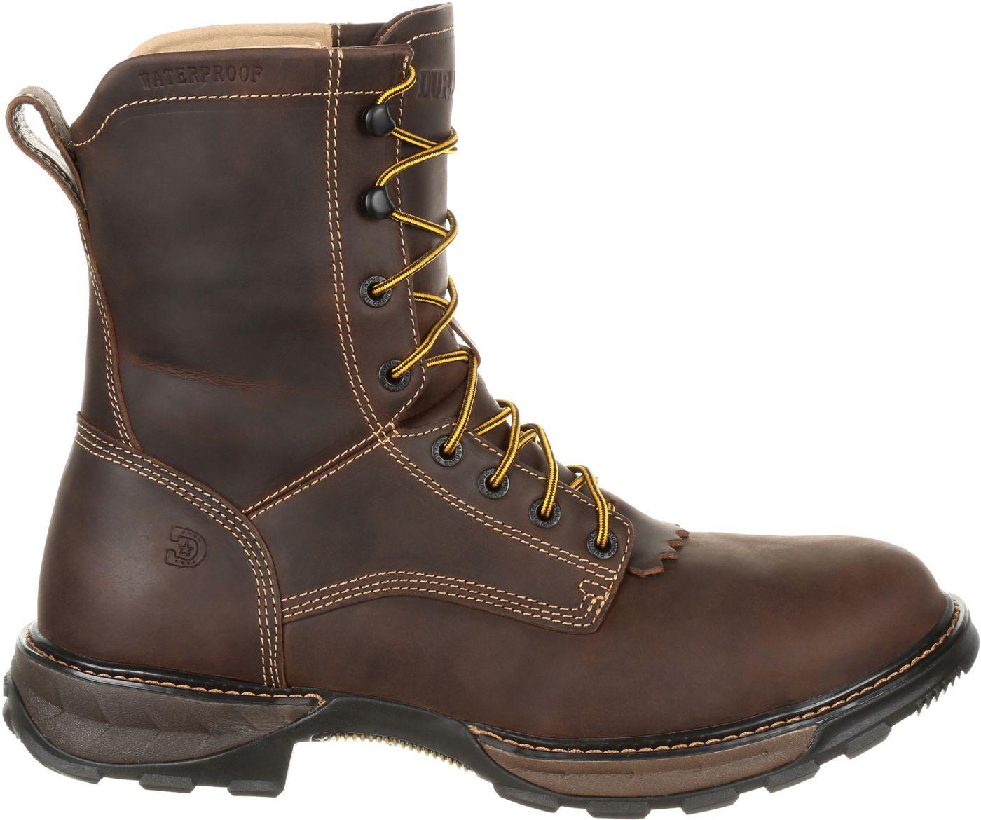 Durango Men's Maverick XP Lacer Waterproof Steel Toe Work Boots
