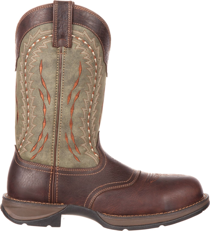 Durango Men's Rebel Composite Toe Western Work Boots