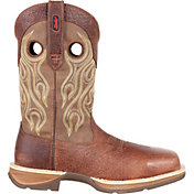 Durango Men's Rebel Waterproof Composite Toe Western Work Boots