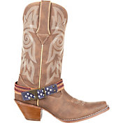 Durango Women's Crush Flag Accessory Western Boots