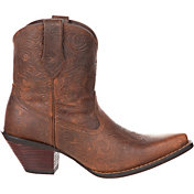 Durango Women's Crush Embossed Western Boots