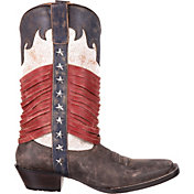 Durango Women's Dream Catcher Americana Fringe Western Boots