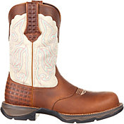 Durango Women's Lady Rebel Composite Toe Western Work Boots
