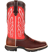 Durango Women's Lady Rebel Strawberry Sunrise Western Work Boots