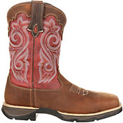 Durango Women's Lady Rebel Waterproof Composite Toe Work Boots