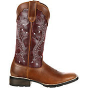 Durango Women's Mustang Pull-On Western Boots