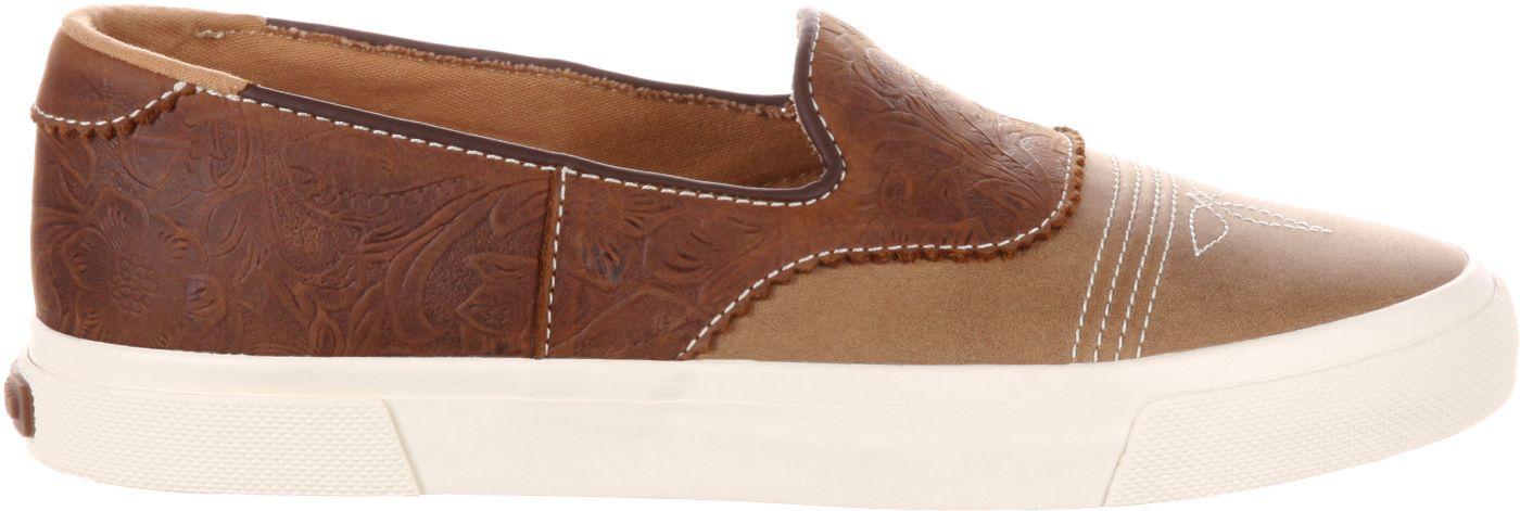 Durango Women's Music City Slip-On Saddle Casual Shoes