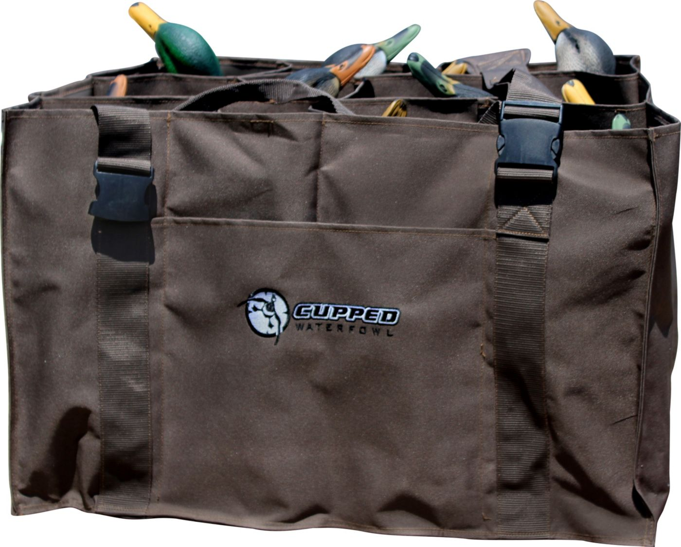 Cupped 12 Slot Duck Bag