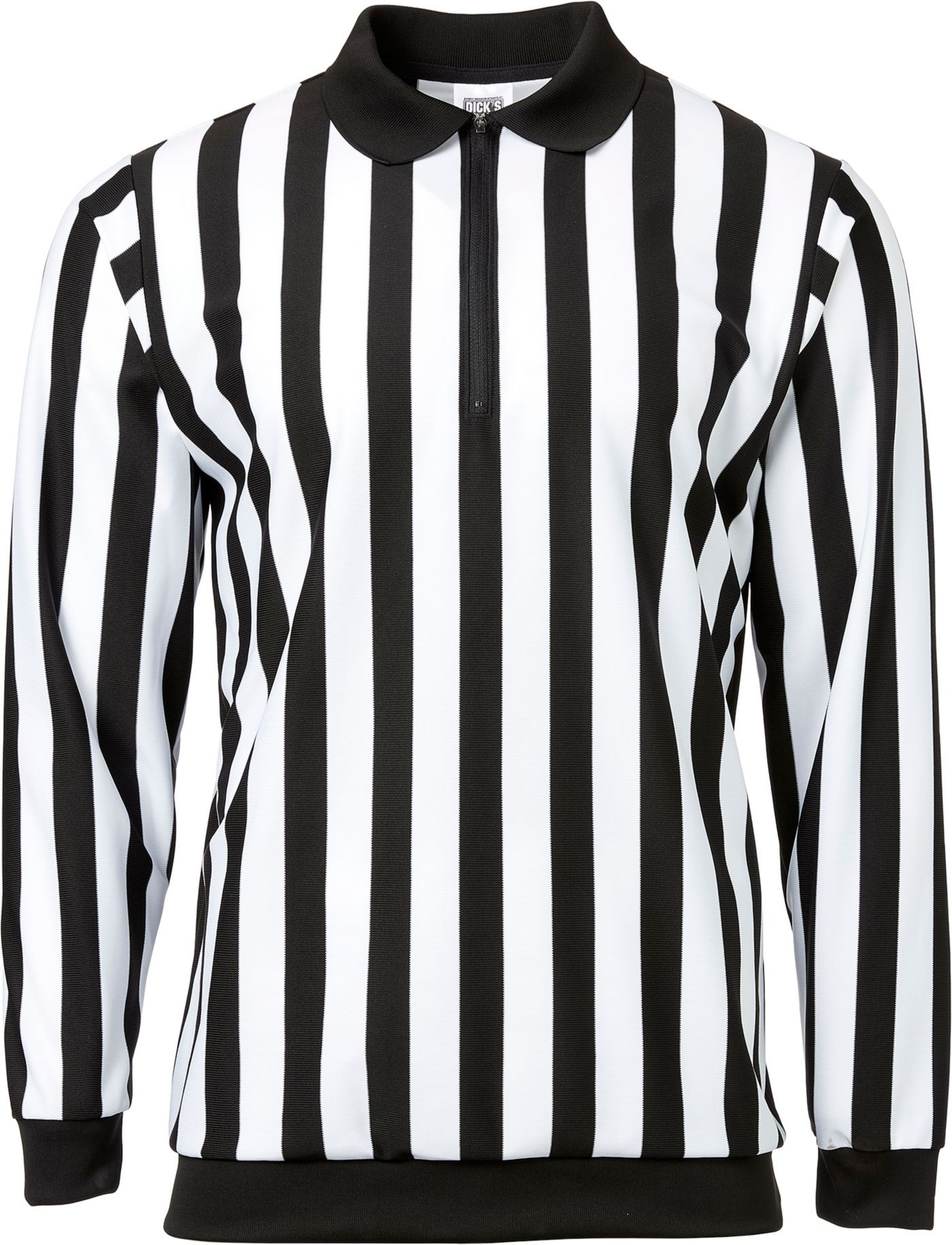 DICK'S Sporting Goods Adult Long Sleeve Referee Shirt