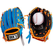 DICK'S Sporting Goods Backyard T-Ball Glove & Ball 2019