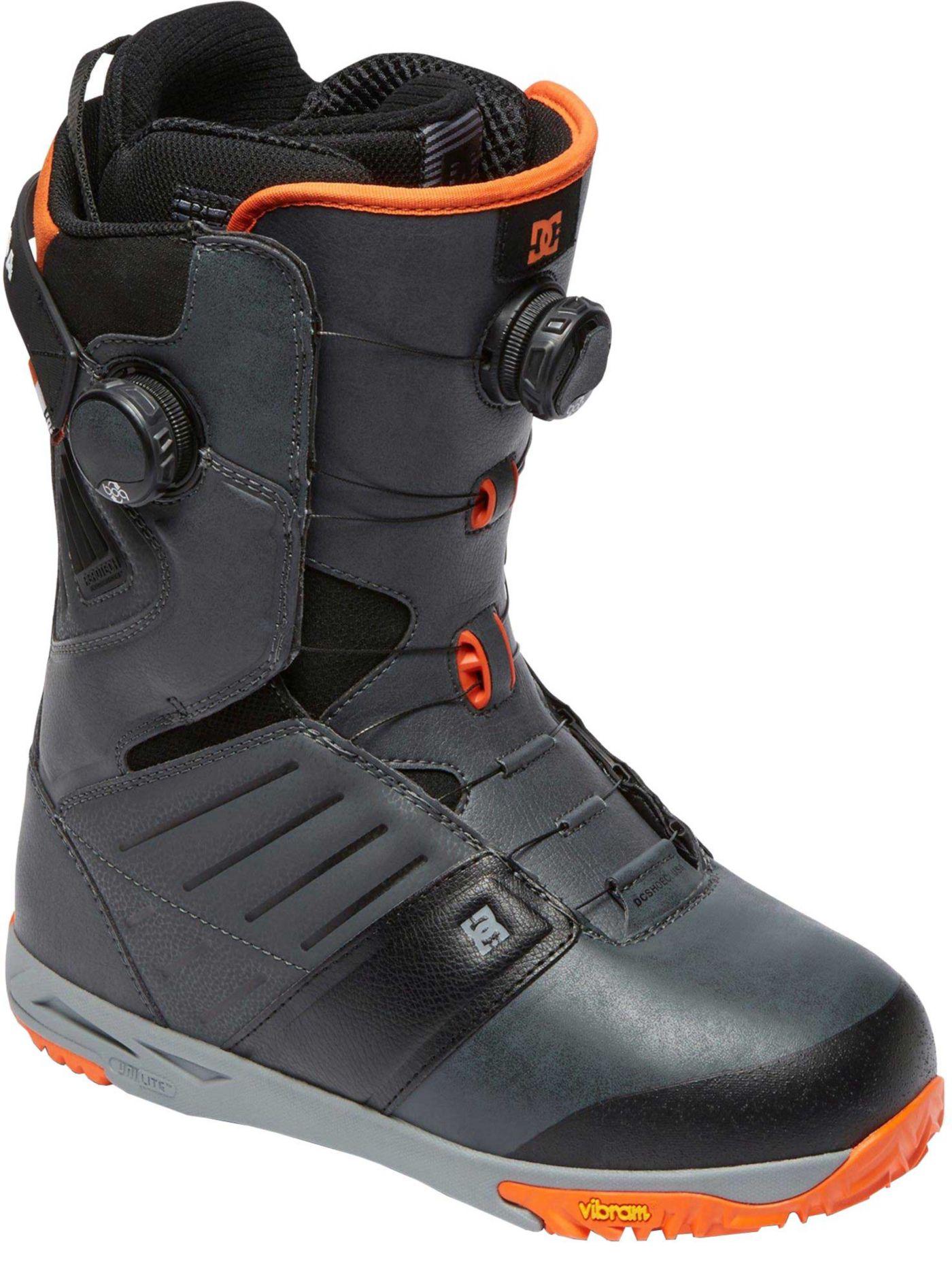 DC Shoes Men's Judge BOA 2018-2019 Snowboard Boots
