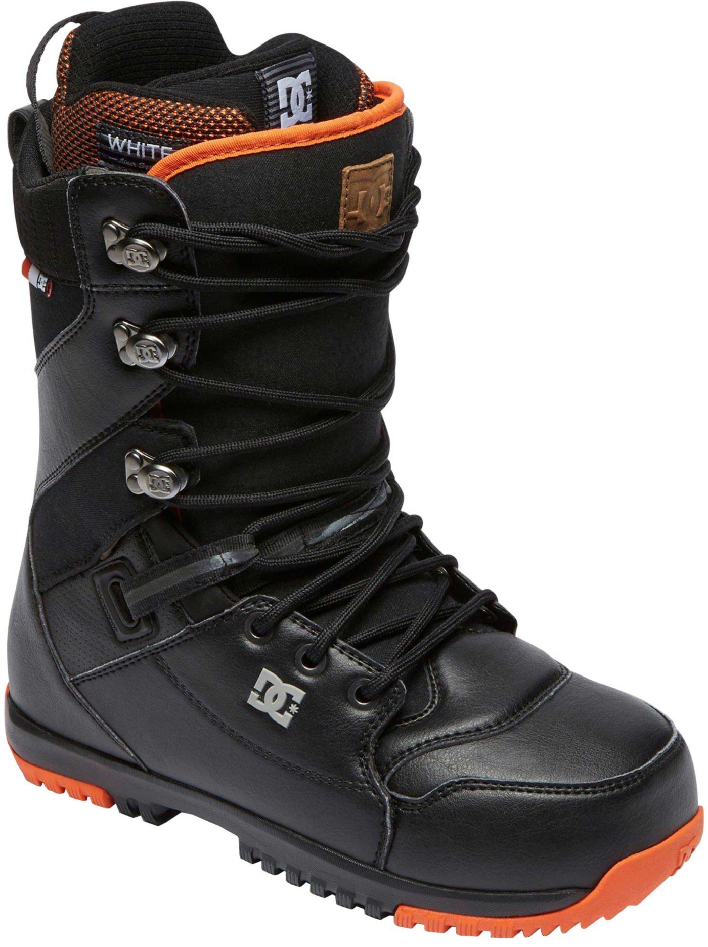 DC Shoes Men's Mutiny Lace-Up 2018-2019 Snowboard Boots