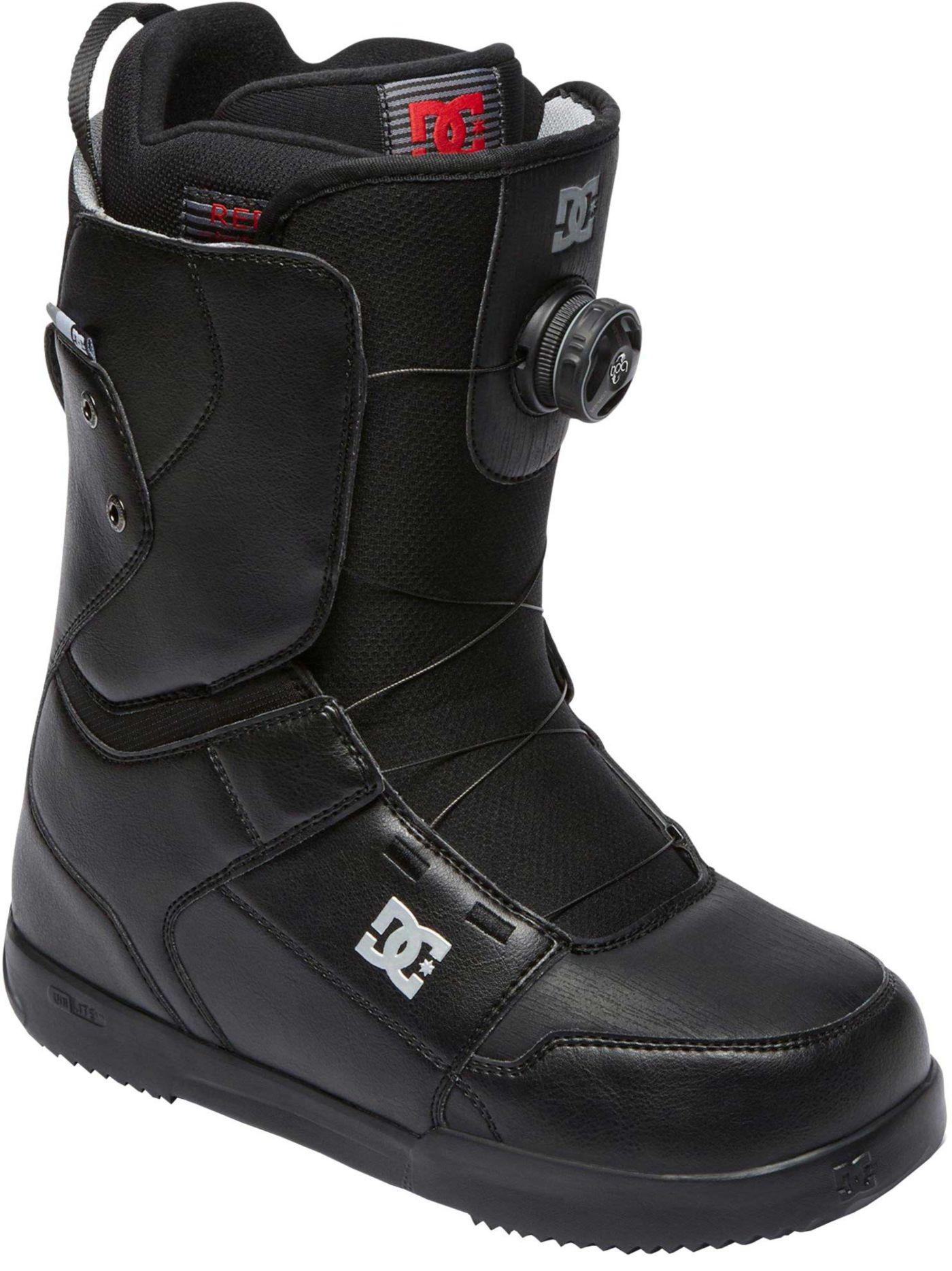 DC Shoes Men's Scout BOA 2018-2019 Snowboard Boots