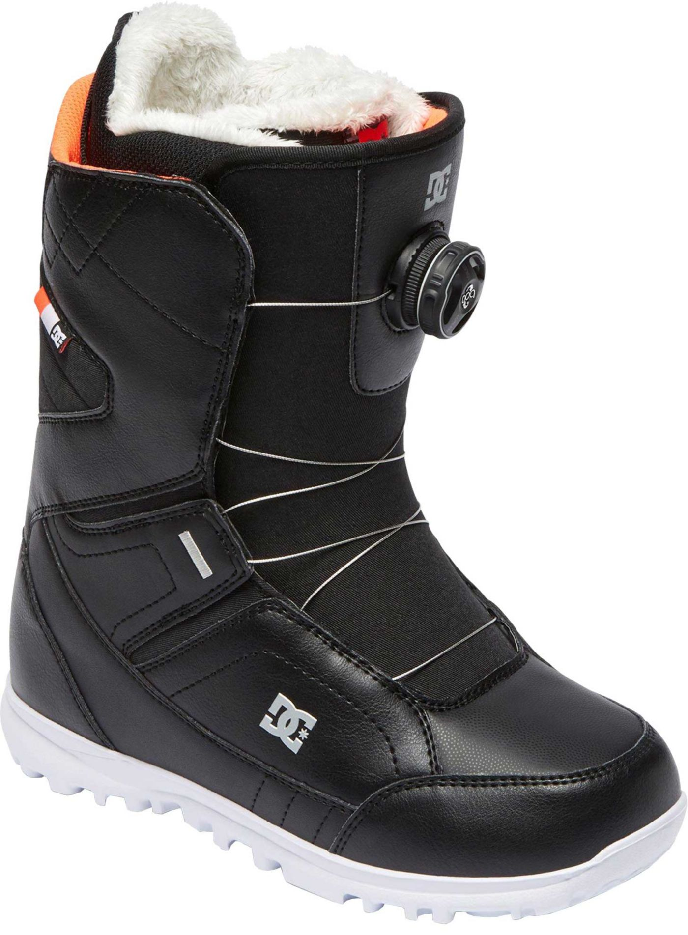 DC Shoes Women's Search BOA 2018-2019 Snowboard Boots
