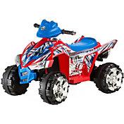 Kid Trax 6V ATV Quad Ride-On