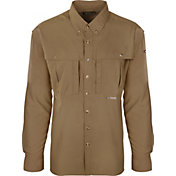 Drake Waterfowl Men's Flyweight Wingshooter's Button Down Shirt