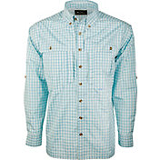 Men's Drake Waterfowl Shirts | Best Price Guarantee at DICK'S