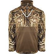 Drake Waterfowl Men's Guardian Flex 1/4 Zip Eqwader Wading Jacket