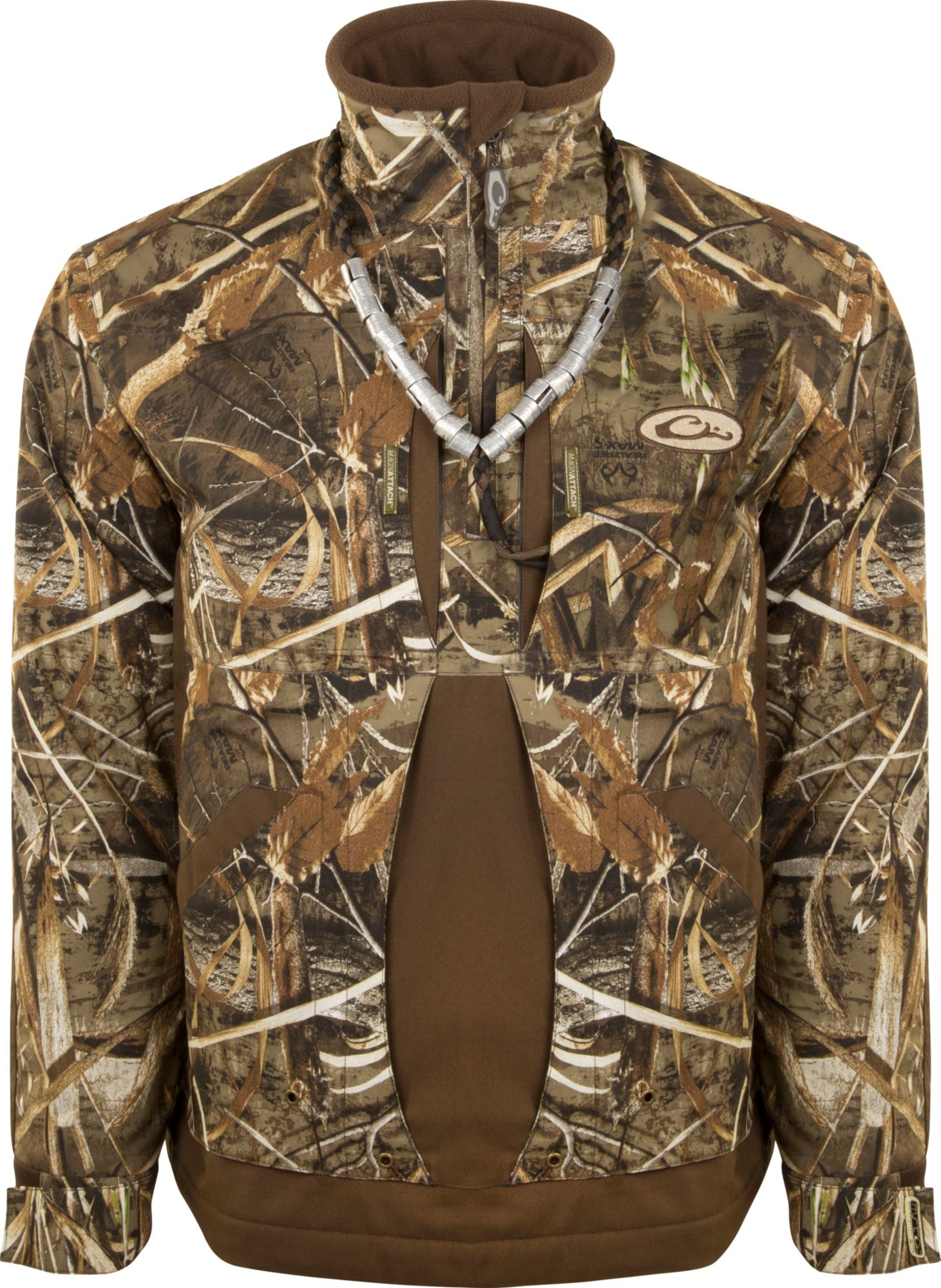 Drake Waterfowl Guardian Flex 1/4 Zip Hunting Jacket, Men's, Size: XXL, Multi thumbnail
