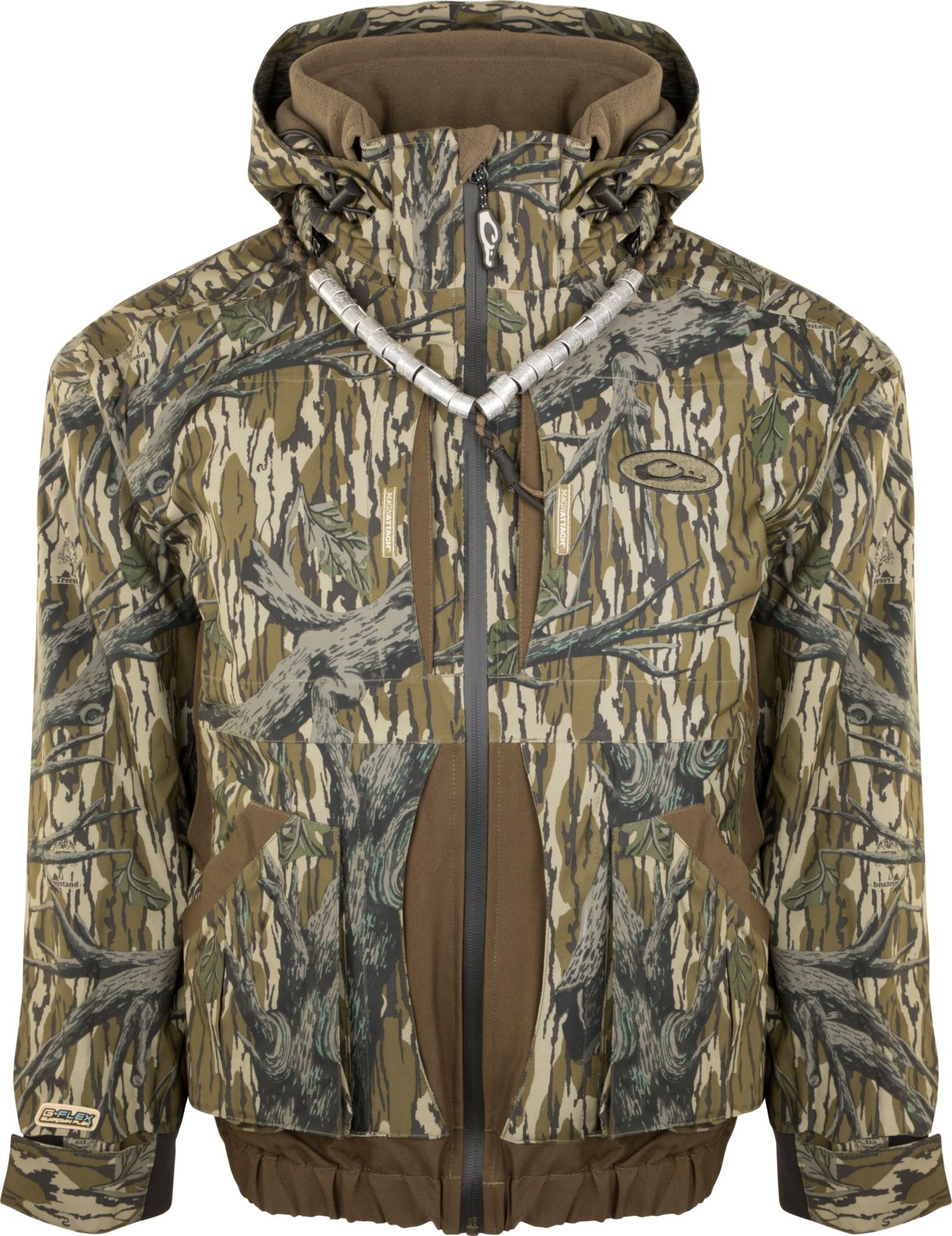 Drake Waterfowl Men's Guardian Flex 3-in-1 Systems Hunting Coat