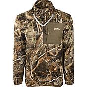 Drake Waterfowl Men's MST Quarter Zip Hunting Jacket
