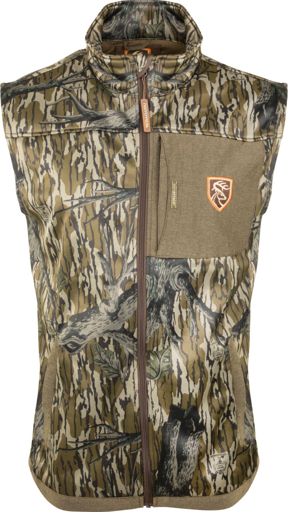 Drake Waterfowl Men's MST Endurance Vest, Size: XXL, Mossy Oak Orig Treestand thumbnail