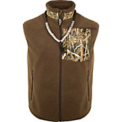 Drake Waterfowl Men's MST Sherpa Hybrid Vest