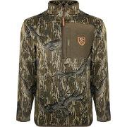 6958feb44 Drake Waterfowl Men s Endurance 1 4 Zip Hunting Jacket