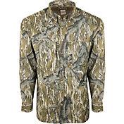 Drake Waterfowl Men's Camo Flyweight Wingshooter's Hunting Shirt