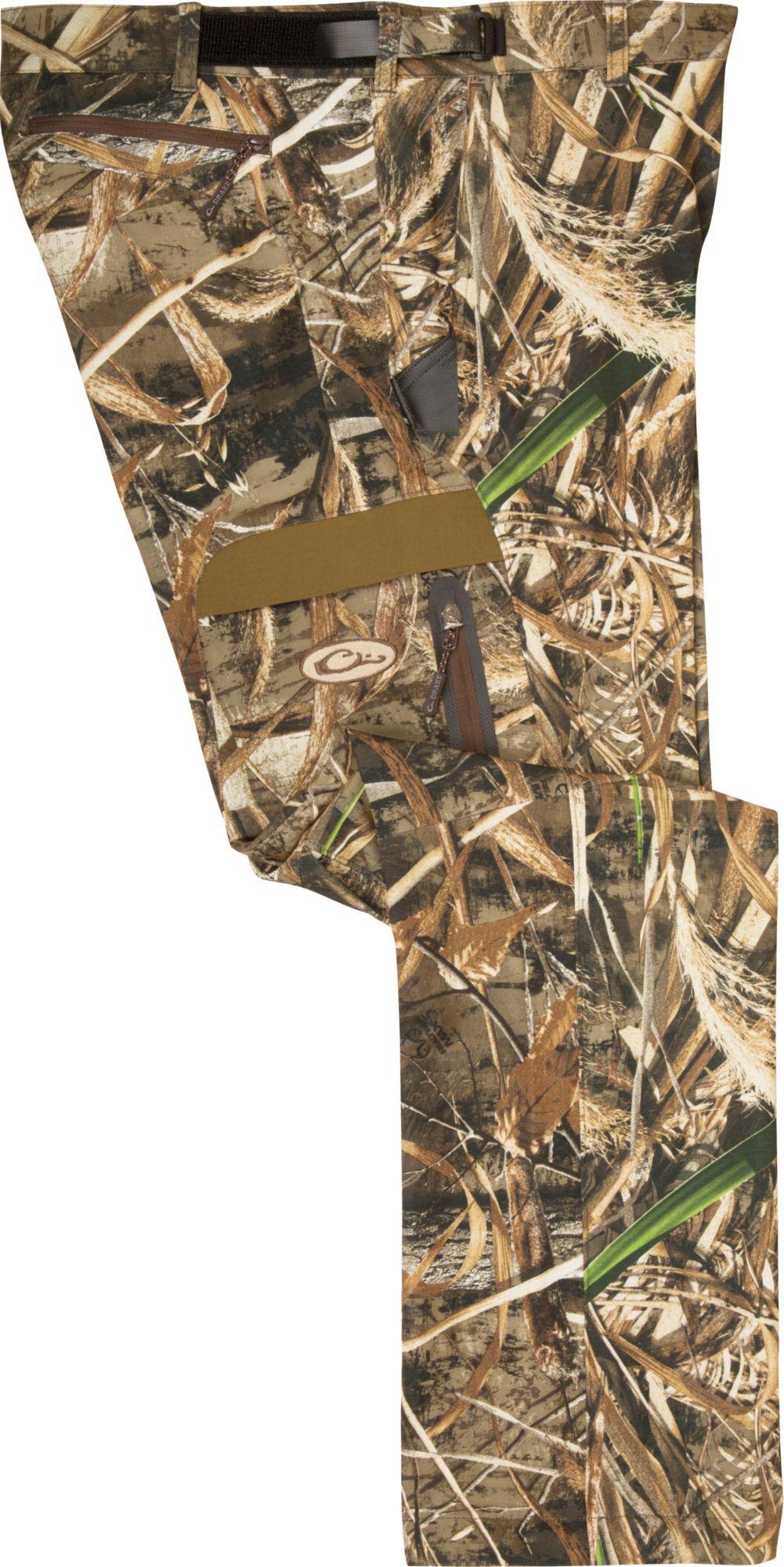 Drake Waterfowl Camo Tech Stretch Hunting Pants, Men's, Size: XXL, Multi thumbnail