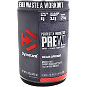 Dymatize PreW.O. Pre-Workout Chilled Fruit Fusion 20 Servings