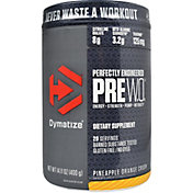 Dymatize PreW.O. Pre-Workout Pineapple Orange Crush 20 Servings