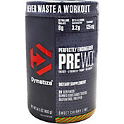 Dymatize PreW.O. Pre-Workout Sweet Cherry Lime 20 Servings