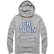 HOMAGE Men's Chi-Town Grey Pullover Hoodie