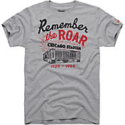 HOMAGE Men's Remember The Roar Grey T-Shirt